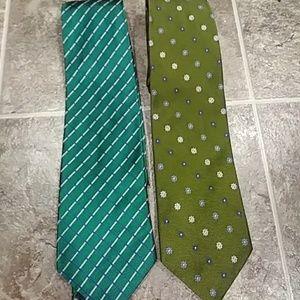 Brooks Brothers Tie Bundle
